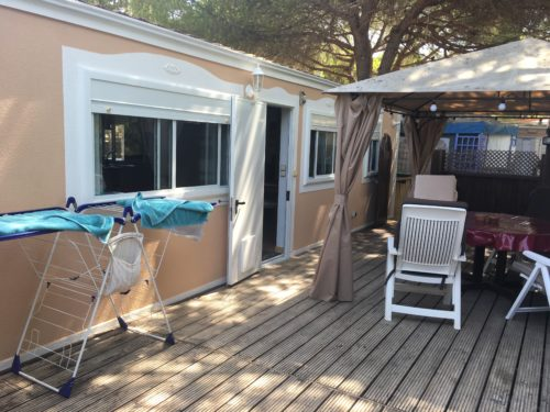 Mobile Home, Caravan in the sun for sale in Spain